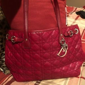 Handbags - Dior Panama tote bag